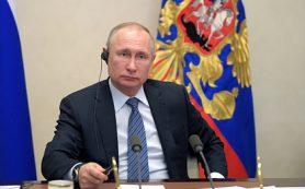 Путин признал переговоры с ОПЕК и США по ценам на нефть