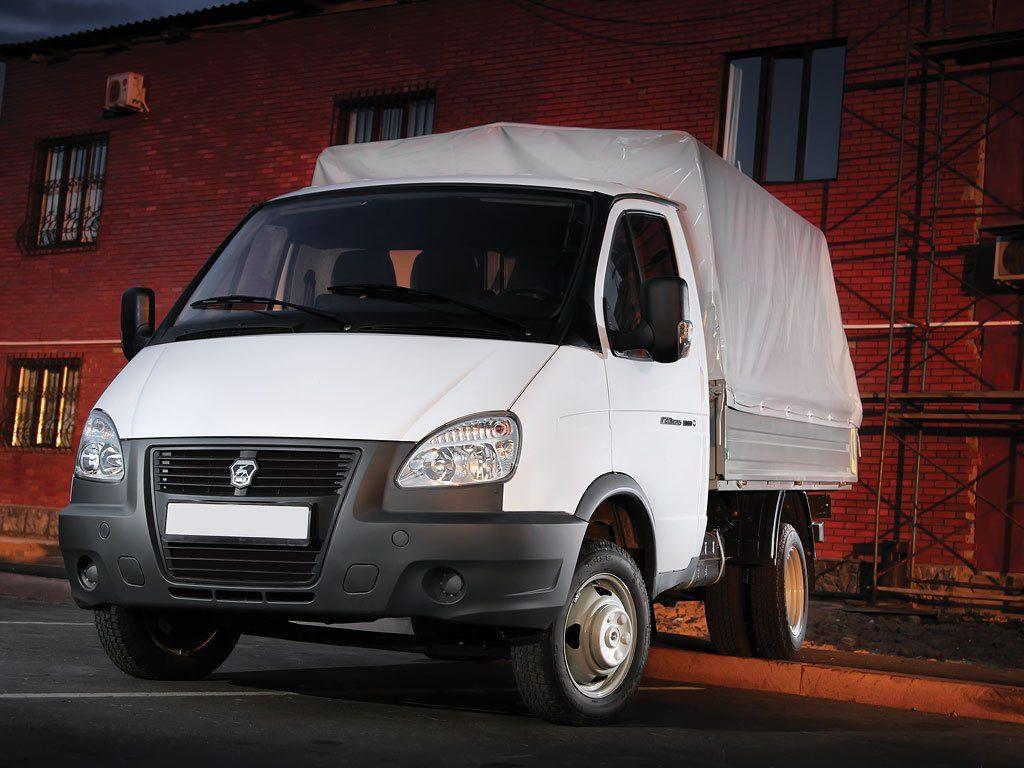 ГАЗель — коммерческий автомобиль российского производства