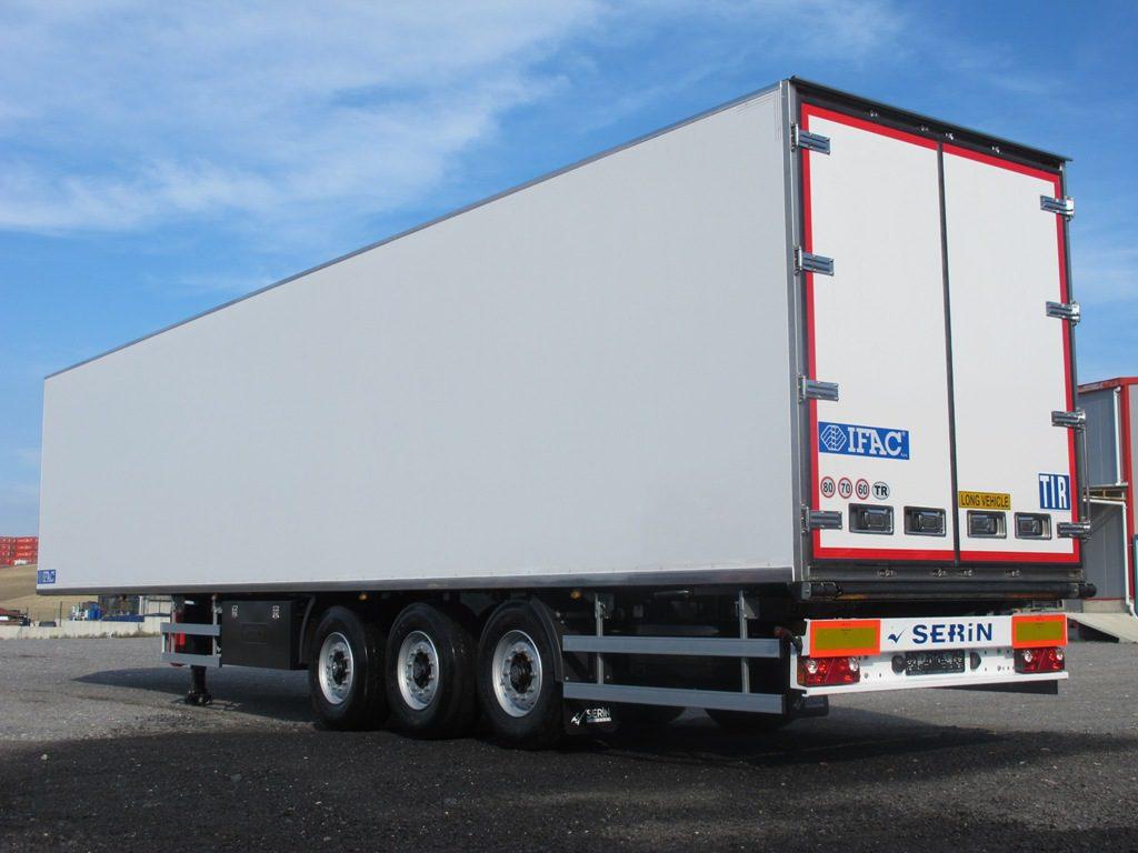 Фургоны — рабочие лошадки коммерческого транспорта