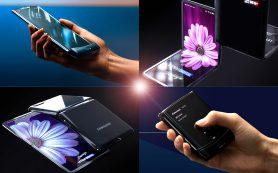 Samsung Galaxy Z Flip – ультрановый смартфон с гибким экраном