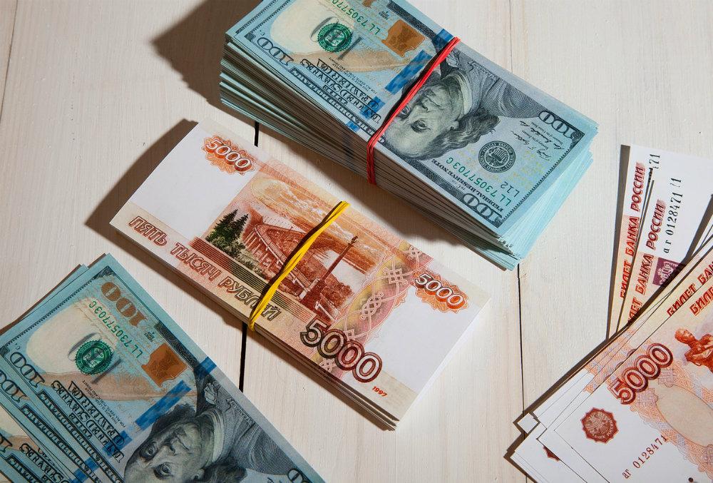 Определены два сценария движения рубля