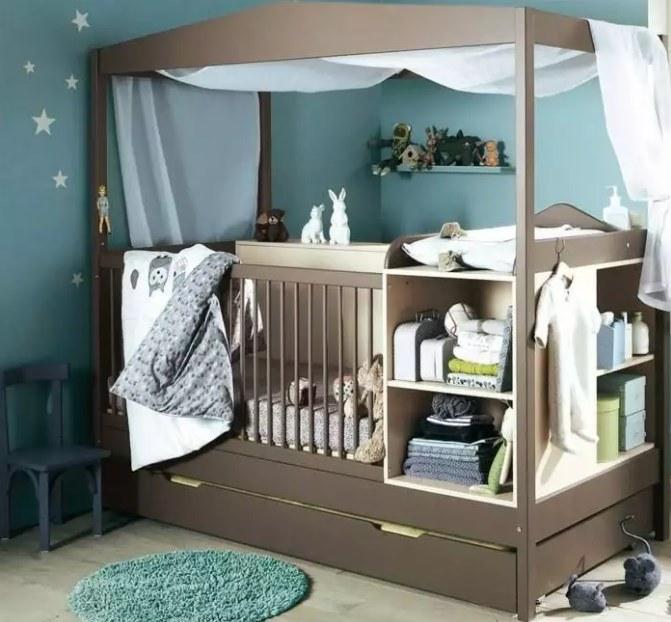 Забота о детях: детские кроватки