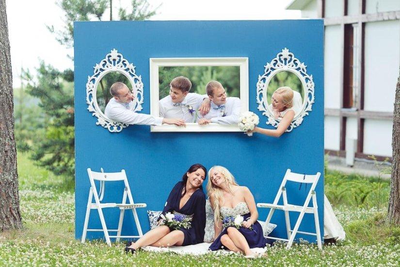 Как организовать фотозону для рекламы, праздничного мероприятия?