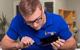 Замена дисплея на айфоне в сервисе Pedant