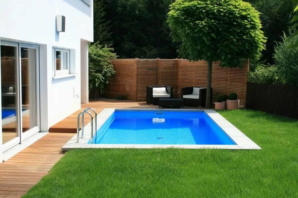 Значение бассейна для дома