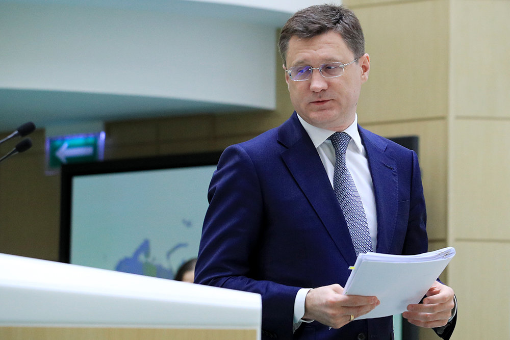 Новак: Продление действующих условий ОПЕК+ на август не обсуждалось