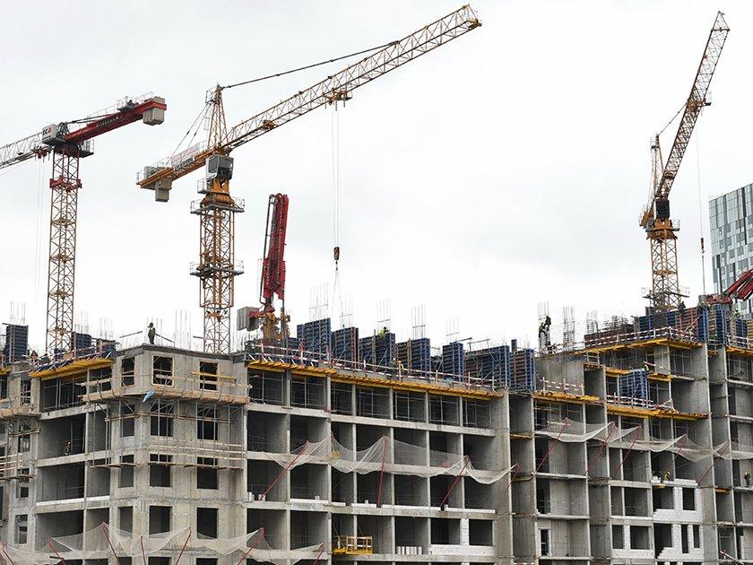 Инвестиции в недвижимость на фоне пандемии упали до минимума за 12 лет