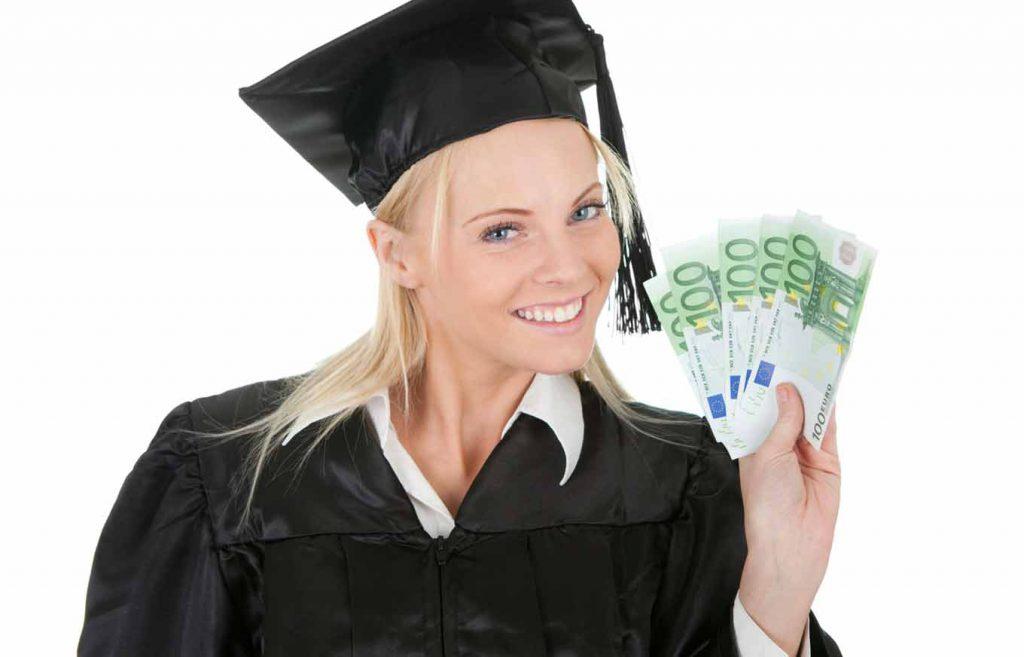 Студенты и кредит на образование