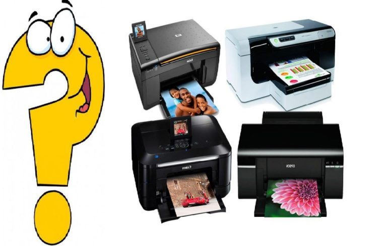Критерии выбора принтера