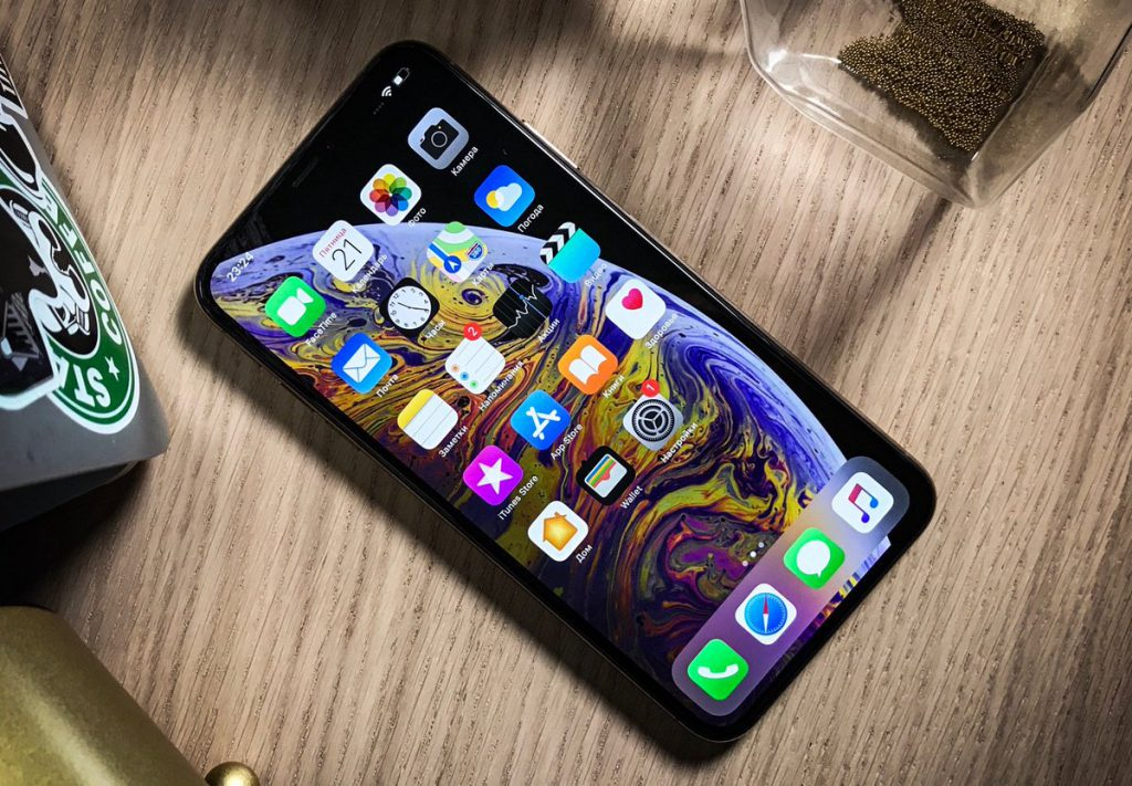 В чем привлекательность iPhone Xs Max?