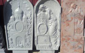 Кевларобетонные памятники на могилу