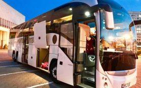 Автобусные туры: самые популярные направления для отдыха