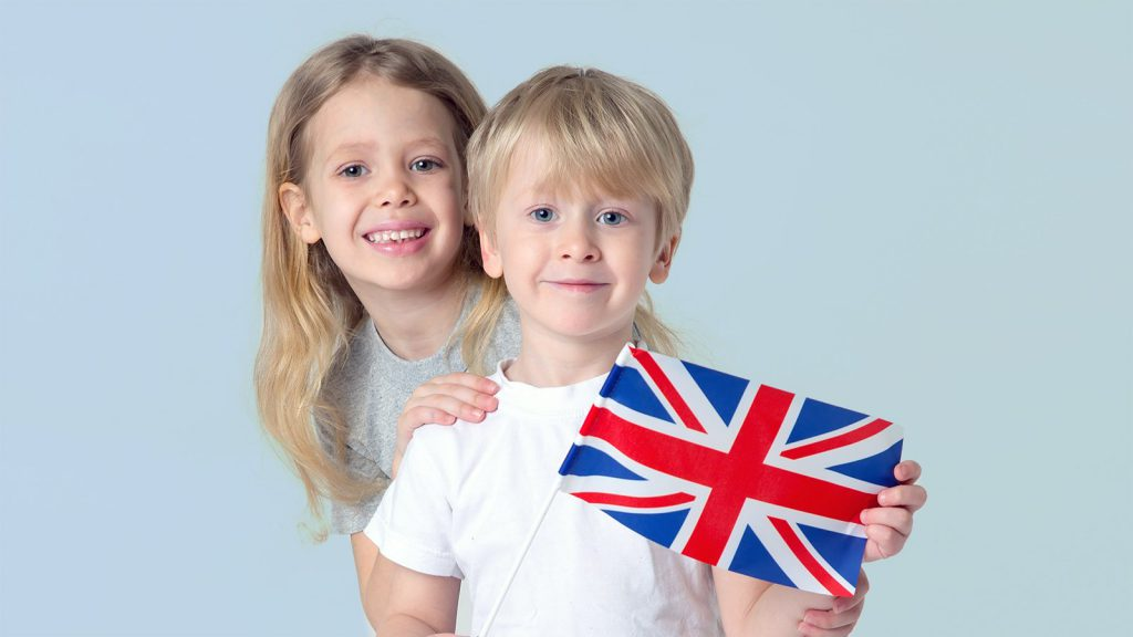 Иностранные языки для детей онлайн