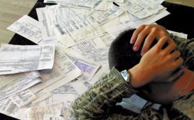 Как погасить долг за квартиру, если нет денег?