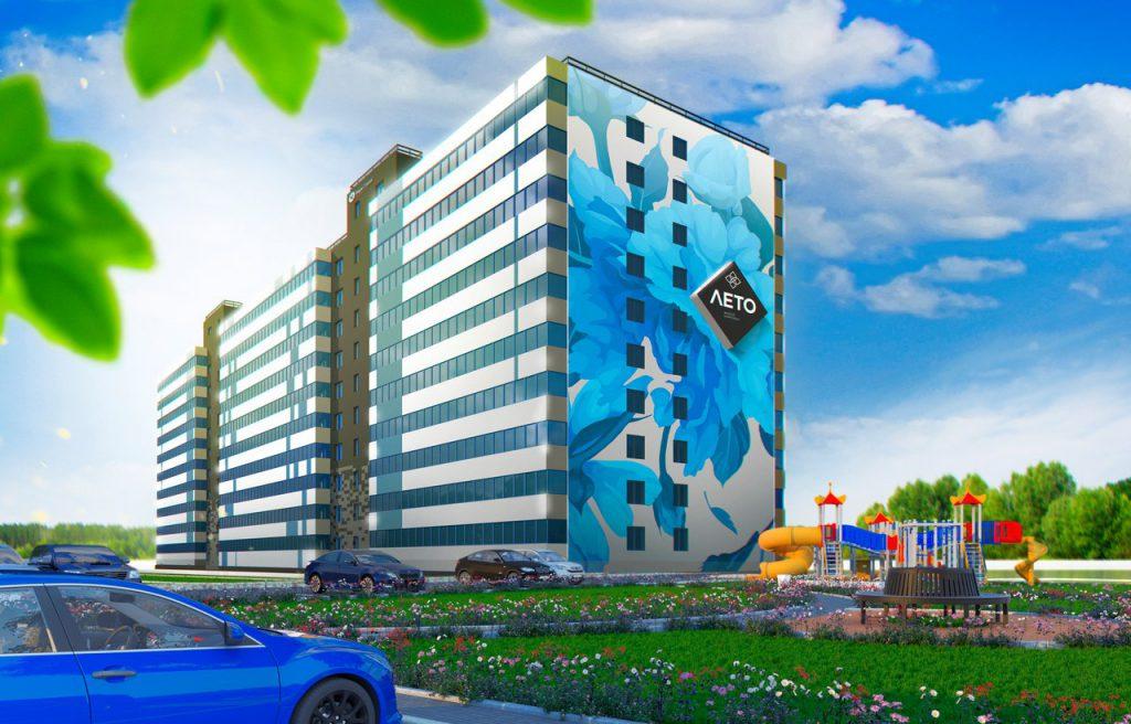 Строительство и продажа недвижимости