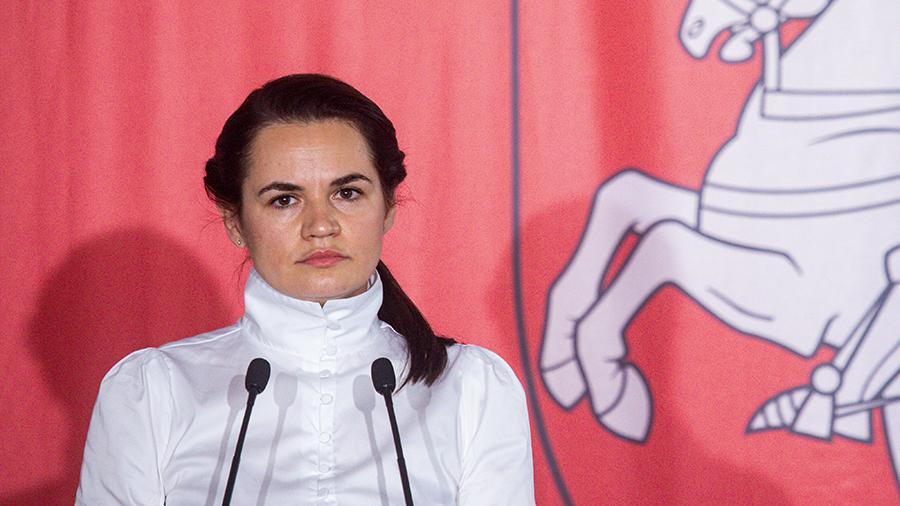 Тихановская назвала условие для возвращения в Белоруссию