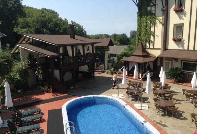 Гостиница в Сочи от компании «БИЗНЕС КВАРТАЛ»