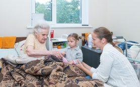 Проживание пожилых с удобством