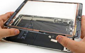 iDoc: профессиональная замена стекла для iPad