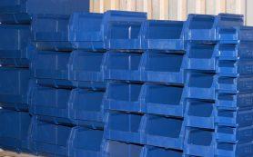 Пластиковые лотки как средство для правильной оптимизации мелких предметов