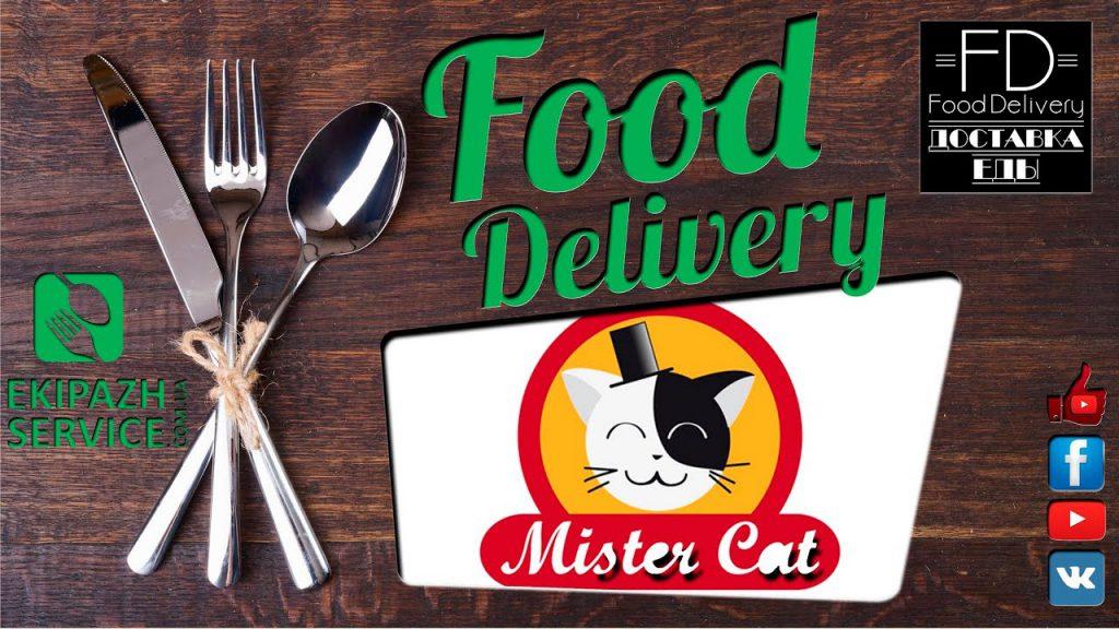 Вкусный ассортимент «Mister Cat»
