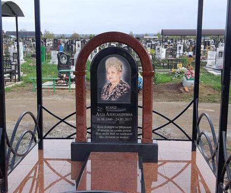 Надгробные памятники в Анапе