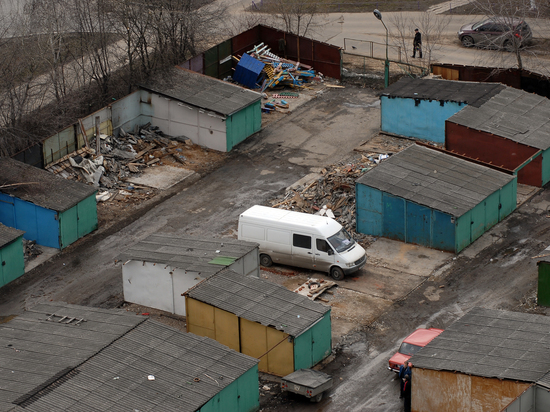 «Единая Россия» внесла в Госдуму законопроект о «гаражной амнистии»