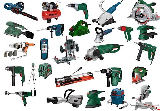 Список необходимого электроинструмента для дома