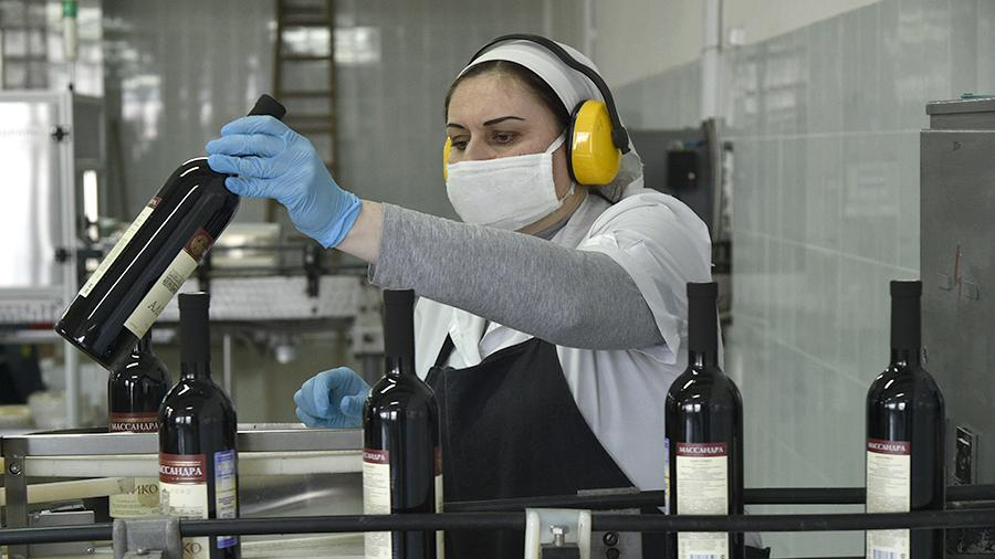В России утвердят Госпрограмму развития виноделия