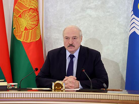 Лукашенко намерен купить российский газ за российские деньги