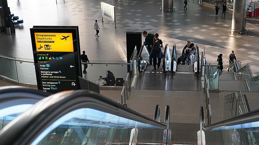 Правительство продлило меры поддержки аэропортов и авиакомпаний