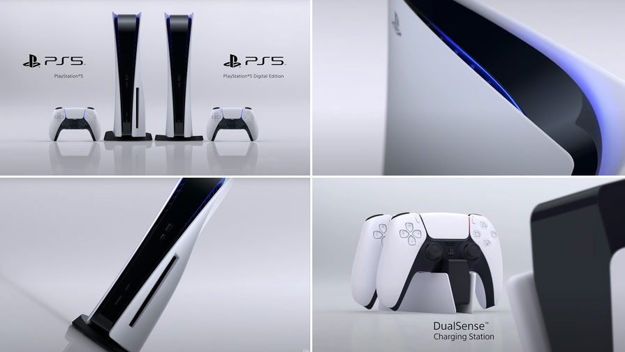 Впечатляющие фишки консоли PS 5