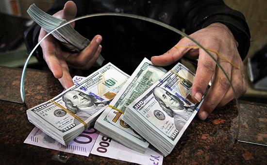 Валютные вклады против рублевых