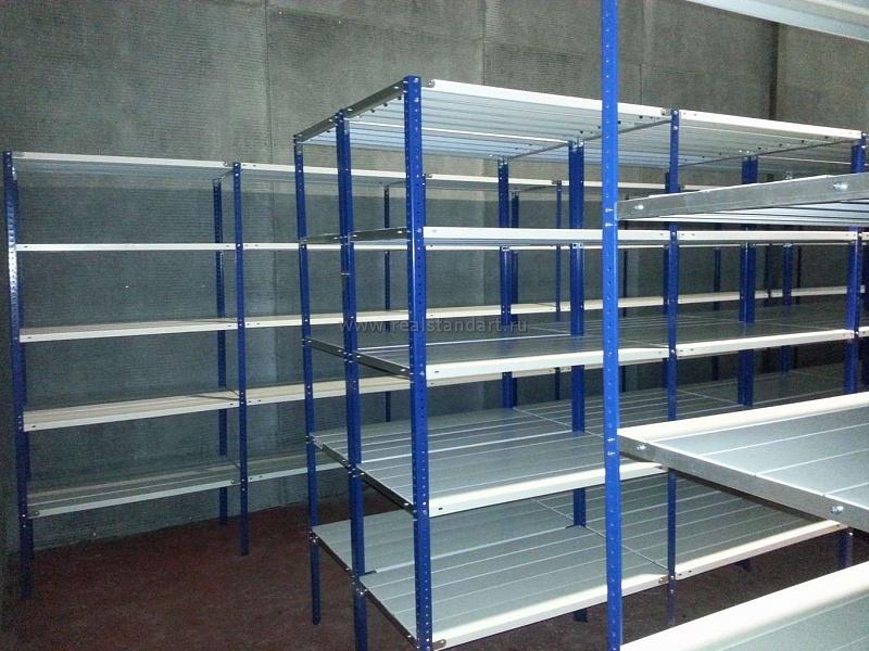 Изготовление складских стеллажей — точное проектирование и производство