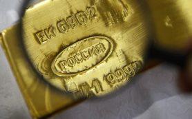 Эксперты зафиксировали серьезное падение спроса на золото