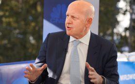Гендиректор Goldman Sachs потерял 10 млн долларов из-за скандала