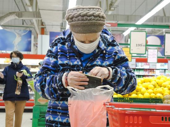 Эксперты объяснили феноменальный рост цен на продукты в России