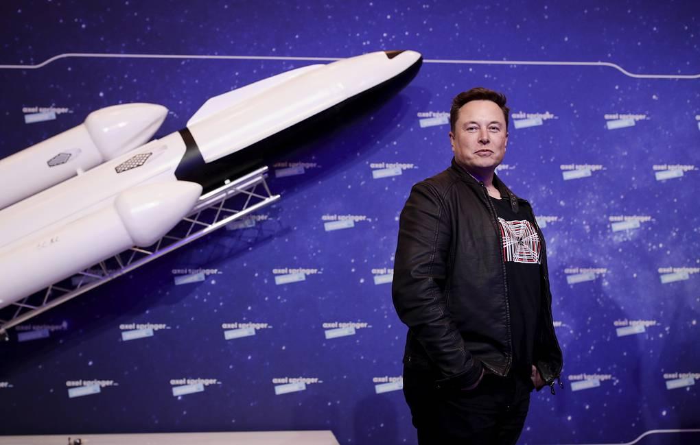 Илон Маск вернулся на первое место в списке богатейших людей мира по версии Bloomberg