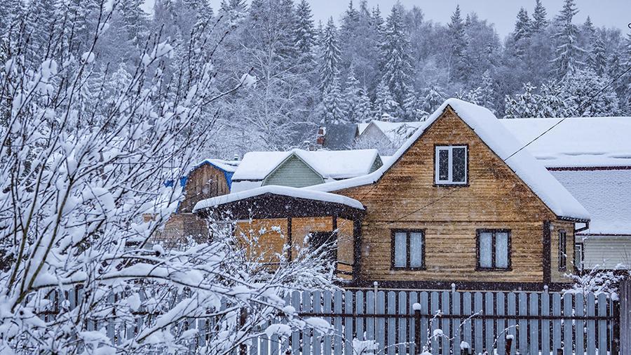 Что помешает увидеть закат в зимней Бурятии