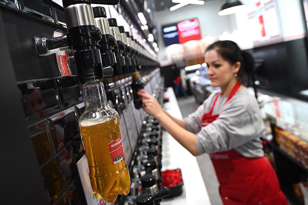 Кабмин поддержал распространение ЕГАИС на розничную продажу пива