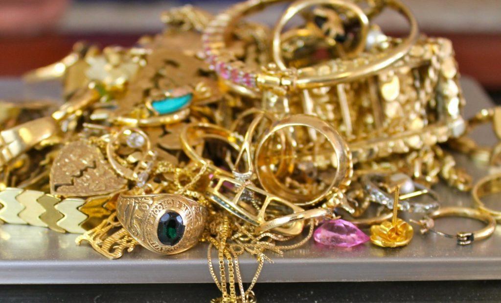 Скупка золота