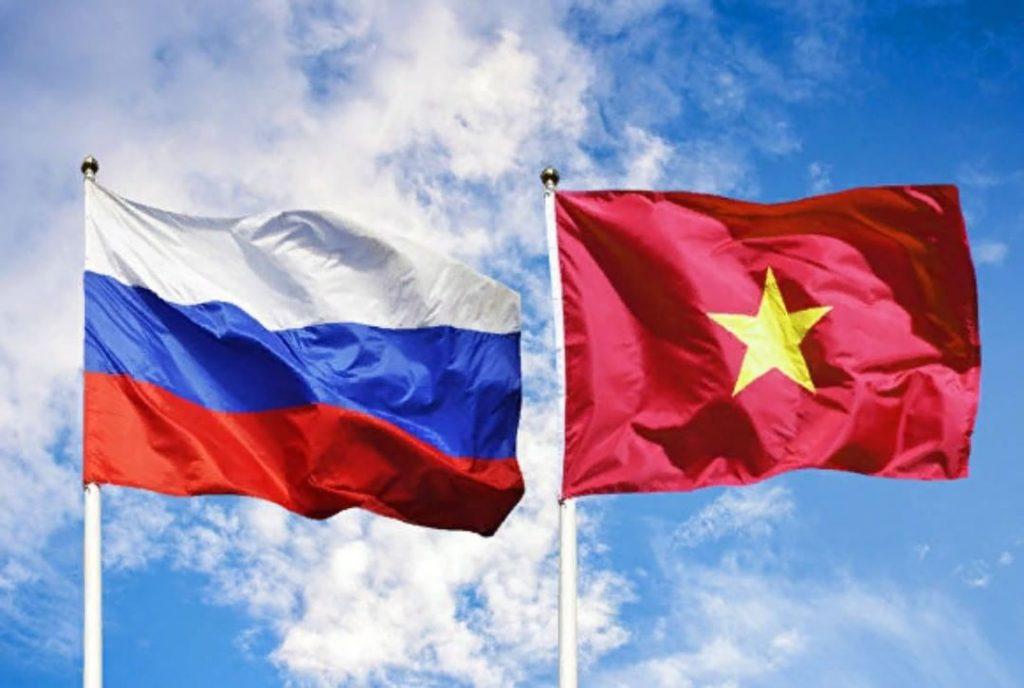 Встреча по развитию российско-вьетнамских отношений с участием бизнес-посла Сергеем Бекреневым