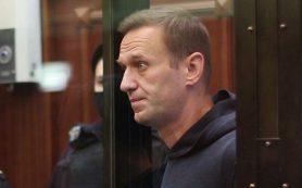 Навального увезли из СИЗО во Владимирской области