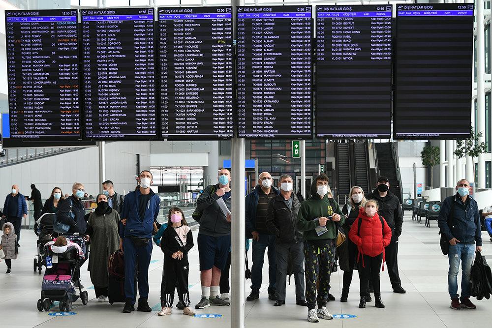 Минтранс оценил выводы агрегаторов о росте цен на авиабилеты