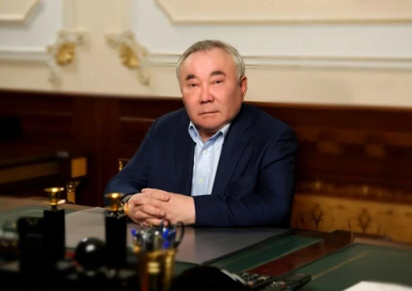Деятельность мецената Болата Назарбаева