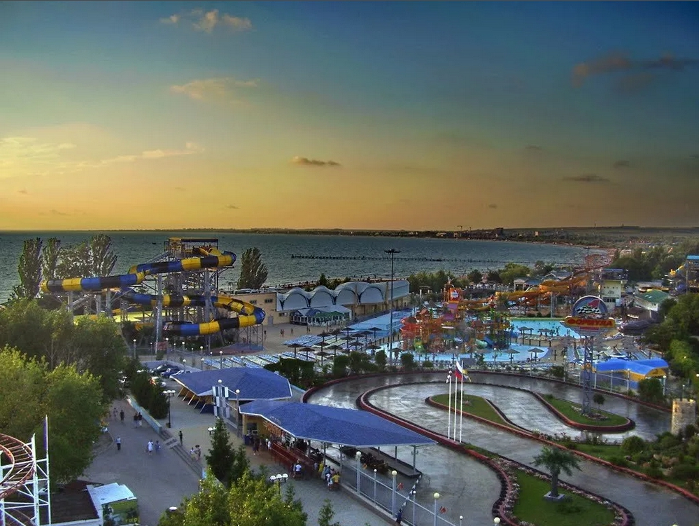 Анапа – жемчужина Черноморских курортов
