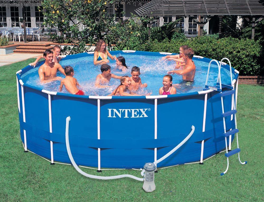 Мобильный бассейн