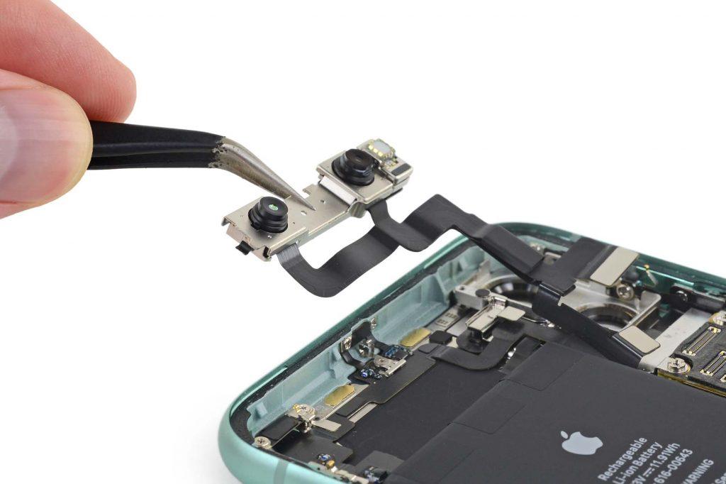 Качестенный ремонт Face Id Iphone X