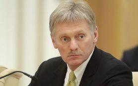 Песков: Россия продолжит контакты с Бразилией по «Спутник V»