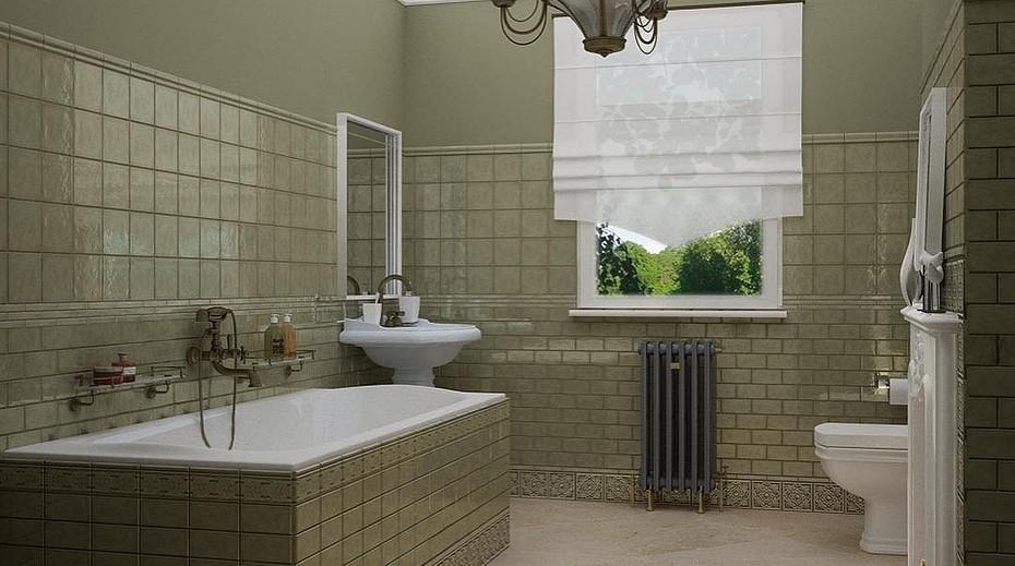 Как выбрать плитку для кухни и ванной комнаты